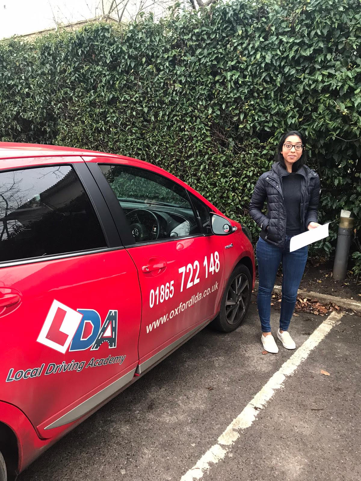Intensive Driving Lessons Instructor Oxford Automatic Cheap Driving Lessons Oxford Intentive Week Course Nervous Driver Student Discount Block Booking