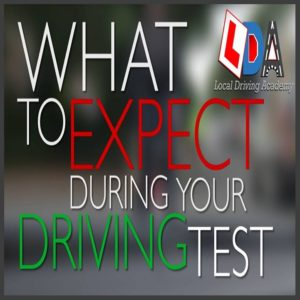 Oxford Driving Test Centre Tips Instructor Lessons