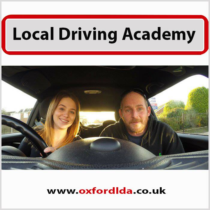 Oxford Bicester driving school lessons instructor 2017