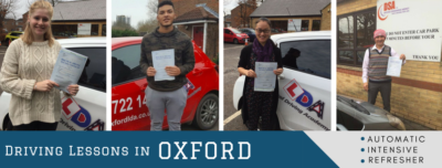 Abingdon Bicester Oxford Driving Lessons Driving School Academy